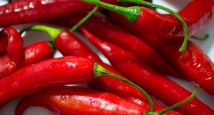 A Spicy Diet Is A Healthier Diet