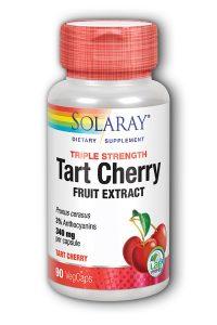 solaray triple strength tart cherry