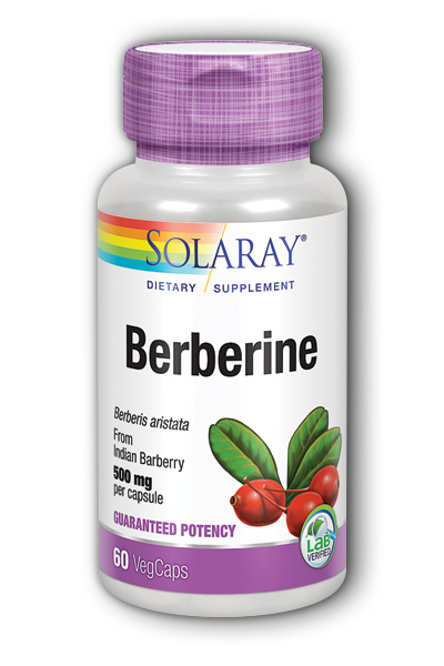 Berberine Affects on Microbiome and The Brain.