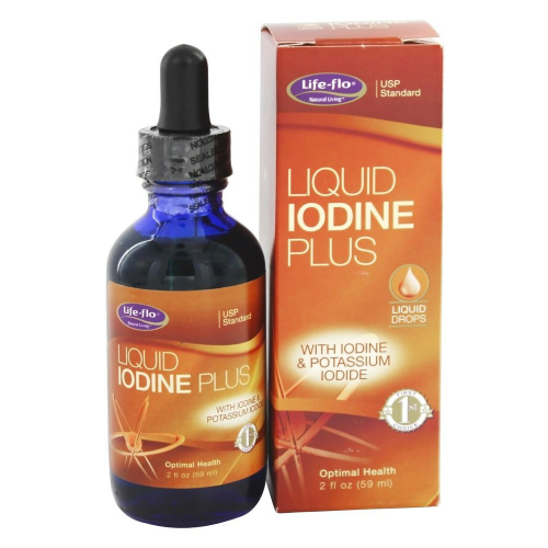 Iodine: Why is it important to your health