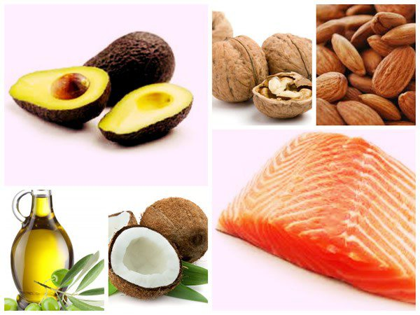 Healthy Foods Containing Lipids