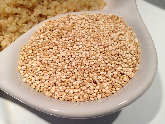 Looking For a High Protein Gluten Free Alternative to Rice
