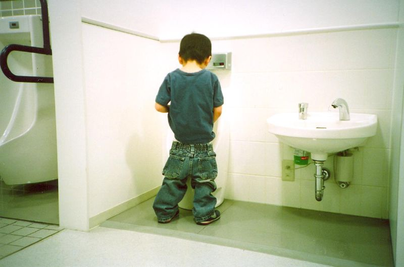 Why does urinary frequency increase as we age?