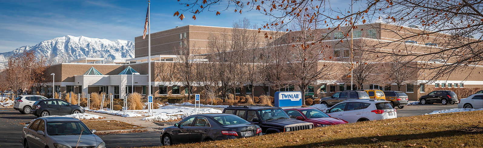 twinlab manufacturing facility